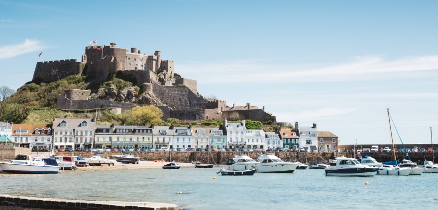 Mont Orgueil Castle - Jersey, Channel Islands