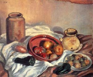1918 Dali - Still Life